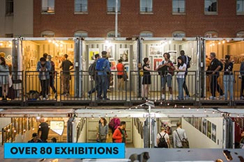 Exhibitions at Photoville 2019