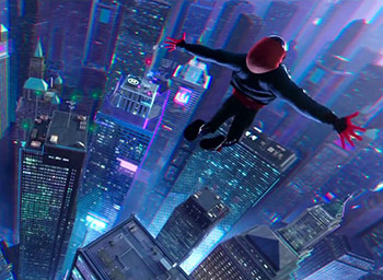 SPIDER-MAN: INTO THE SPIDER-VERSE | FREE EVENT | ALL AGES SATURDAY, APRIL 27 @ INDUSTRY CITY